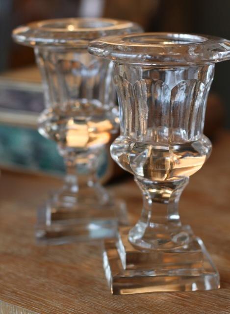 glass, crystal, urn, vase